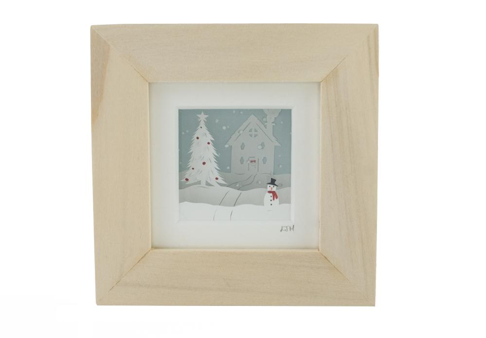 Snowy Christmas Mini